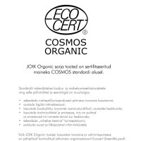 JOIK Organic Taastav öökreem (50 ml)