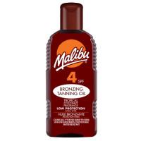 Malibu SPF 4 Bronzing Oil pruunistajatega päevitusõli (200 ml)