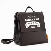 Lunch Bag L+ termokott, Must