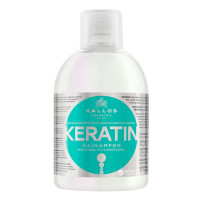Kallos KJMN Keratin šampoon (1000 ml)
