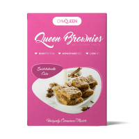GymQueen Queen Protein Brownies, Snickerdoodle (500 g)
