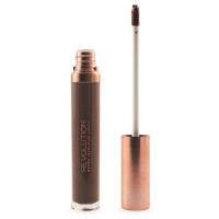 Makeup Revolution Retro Luxe Matte huulepulga ja pliiatsi komplekt, Glory (5.5 ml + 1 g )