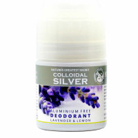 NGS Colloidal Silver Lavender roll-on deodorant (50 ml)