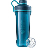 BlenderBottle Radian Tritan šeiker-joogipudel, Deep Sea Green (940 ml)