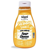 The Skinny Food Co Zero Calorie kaste, Four Cheese (425 ml)