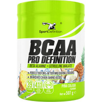 Sport Definition BCAA Pro Definition (4:1:1 instant + Beta-Alanine), Pinacolada (507 g)