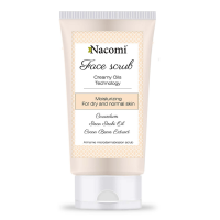 Nacomi Moisturizing näokoorija (85 ml)