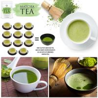 Örtte Natural Matcha Green Tea (100 g)