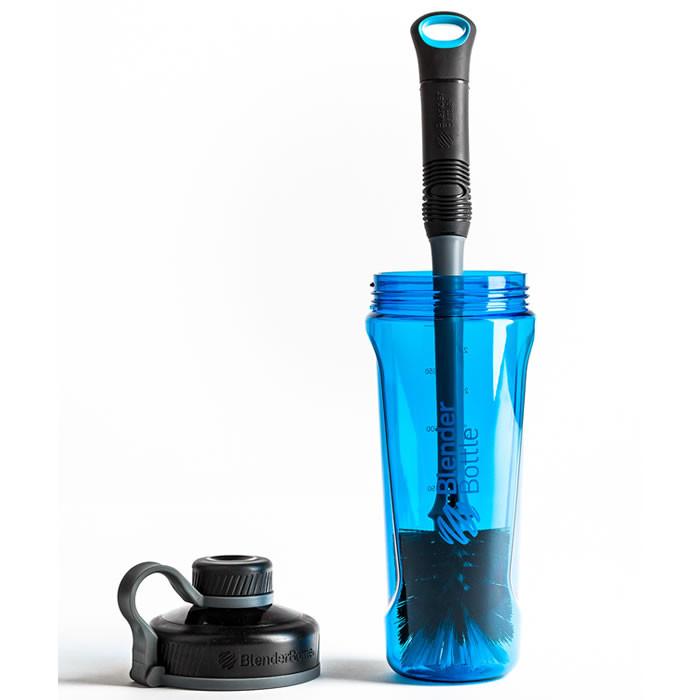 BlenderBottle Bottle 2 in 1 šeikeri puhastushari