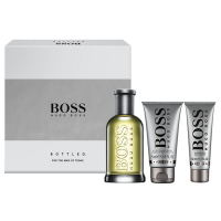 Hugo Boss Bottled Set EDT (100 ml) + ASB (75 ml) + SGE (50 ml)