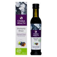 Chaga Health Immuno Eliksiir MAHE, Mustsõstra (250 ml)