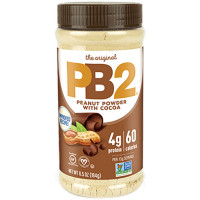 Bell Plantation PB2 maapähklivõi pulber šokolaadiga (184 g)