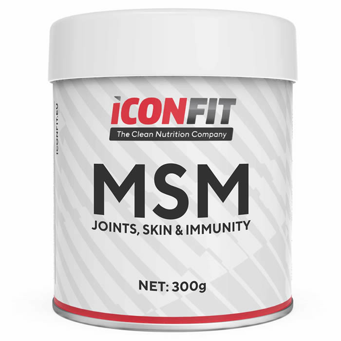 ICONFIT MSM Pulber (300g)