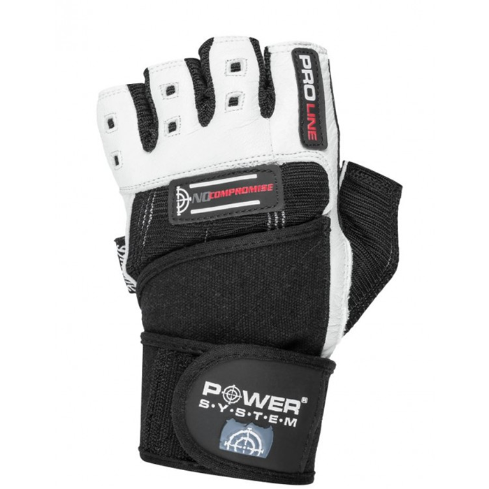 Power System Gloves No Compromise treeningkindad (M)