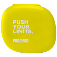 Prozis Push Your Limits Pillbox tabletikarp, Kollane