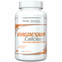 Body Attack Magnesium Calcium tabletid (250 tk)