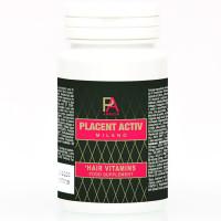 Placent Activ Milano juuksekasvu vitamiinid -20% (3 x 60 tk)