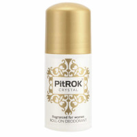 PitROK Crystal Roll-On deodorant (50 ml)