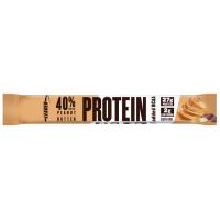 Leader 40% Protein batoon + BCAA, Maapähklivõi (68 g)
