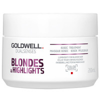 Goldwell Dualsenses Blondes & Highlights 60 sec juuksemask (200 ml)