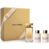 Dolce & Gabbana The One Set EDT (100 ml) + SGE (100 ml) + BLO (100 ml)