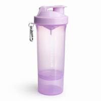 SmartShake Slim šeiker, Pale Lilac/Light Lavender (500 ml)