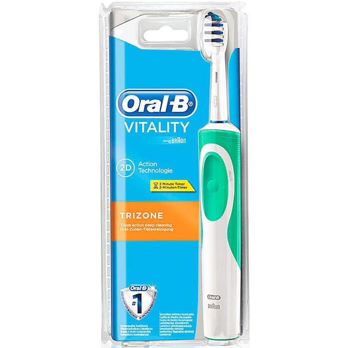 BRAUN Oral-B Vitality Trizone elektriline hambahari