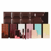 Makeup Revolution I Heart Revolution Chocolate Vault komplekt