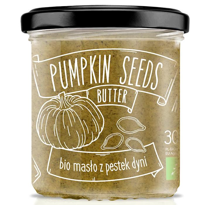 Diet Food Bio Pumpkin Seeds Cream orgaaniline kõrvitsaseemnekreem (300 g)