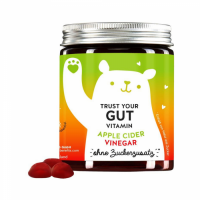Bears with Benefits Trust Your Gut  Vitamins õunasiidriäädikaga 60tk