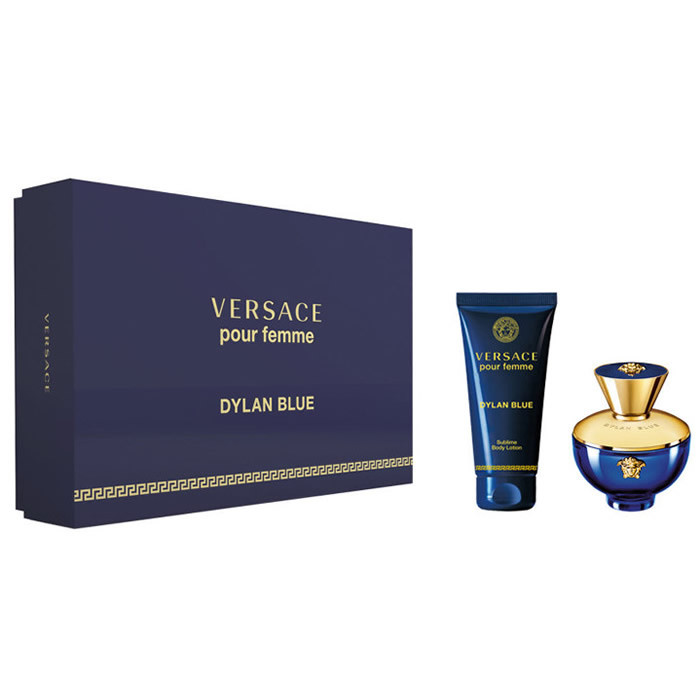 Versace Pour Femme Dylan Blue Set EDP (30 ml) + BLO (50 ml)