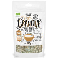 Diet Food Bio Granola with Nuts müslisegu pähklitega (200 g)