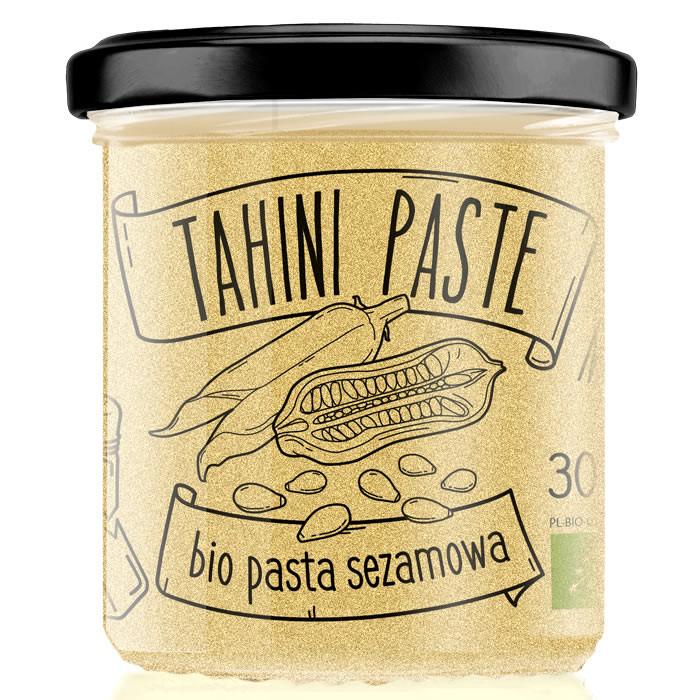 Diet Food Bio Tahini pasta orgaaniline seesamiseemnepasta (300 g)