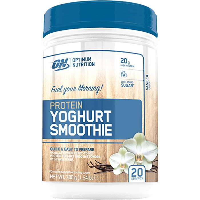 2735180767e Optimum Nutrition valgurikas jogurtismuuti, Vanilje (700 g). Parim enne  06.2019