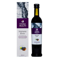 Chaga Health Immuno Eliksiir, Mustsõstra (500 ml)
