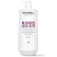 Goldwell Dualsenses Blondes & Highlights šampoon (1000 ml)