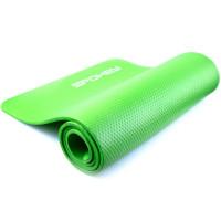 Spokey Softmat võimlemismatt, Roheline (1 cm)
