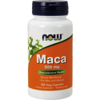 NOW Maca 500 mg kapslid (100 tk)