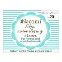 Nacomi Skin Normalizing näokreem (50 ml)