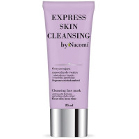 Nacomi Ready To Use poore puhastav näomask, Express Skin Cleansing (85 ml)