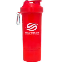 SmartShake Slim šeiker, Punane (500 ml)