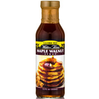 Walden Farms Syrup kalorivaba kaste, Maple Walnut (340 g)