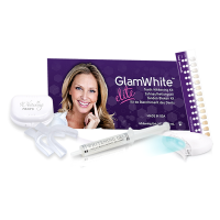GlamWhite Teeth Whitening Home kit Elite hammaste valgenduskomplekt