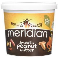 Meridian Foods maapähklivõi, Smooth (1 kg)