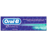 Oral-B 3D White Soft Mint hambapasta (75 ml)