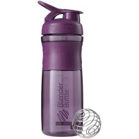 BlenderBottle Sportmixer Grip šeiker-joogipudel, Plum (820 ml)