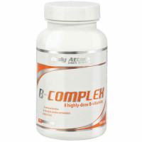 Body Attack B-Complex kapslid (100 tk)