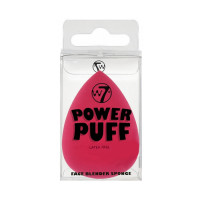 W7 Power Puff meigisvamm, Terava tipuga roosa