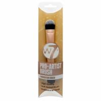 W7 Pro-Artist jumestuskreemi pintsel