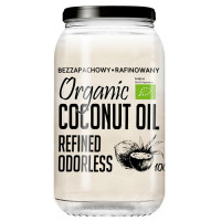 Diet Food Organic Coconut Oil Refined (1000 ml)